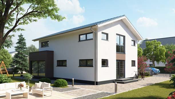 Einfamilien Und Zweifamilienhauser Bauen Zenz Massivhaus