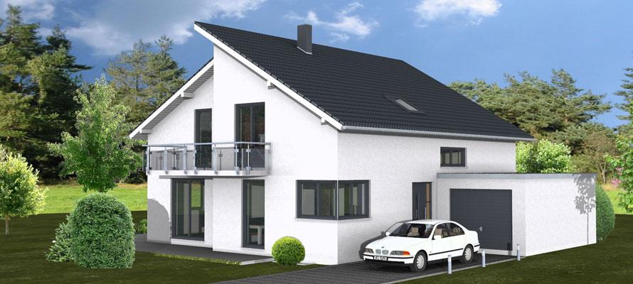 Zenz massivhaus for Haus planen grundriss