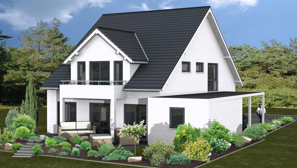 Zenz massivhaus for Einfamilienhaus oder zweifamilienhaus